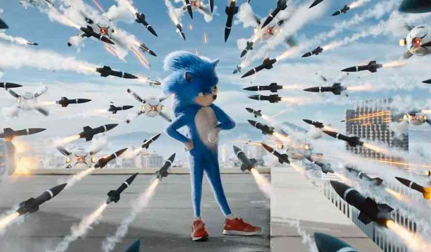 Movie Poster 2019: Watcher Beware, The Sonic The Hedgehog Official Movie