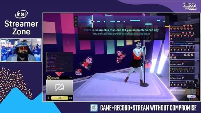 Twitch Sings Karaoke Game
