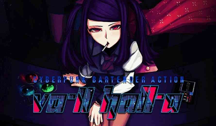 VA-11 HALL-A Nintendo Switch Review - Pour Me Another One