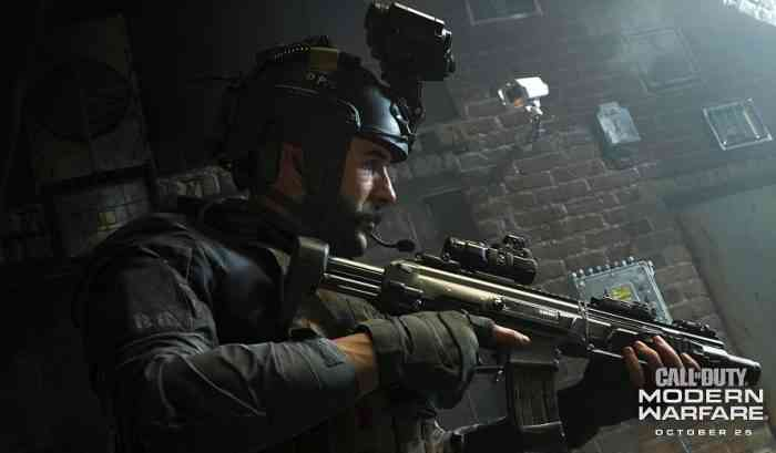 Call of Duty: Modern Warfare Gunfight Alpha