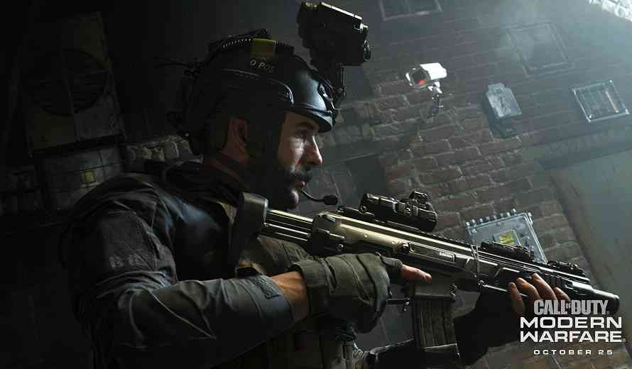 Call of Duty: Modern Warfare Will Not Be Sold in Russia Apparently