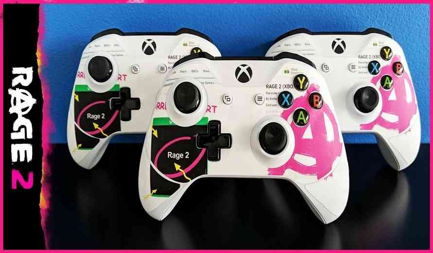 Rage 2 At It Again With Ridiculous Walmart Leak Controller Giveaway