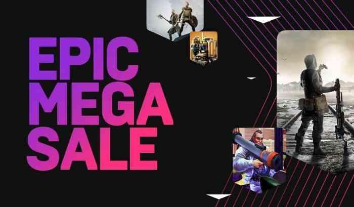 Epic Mega Sale
