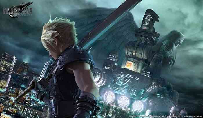 Final Fantasy VII Remake Collector's Edition