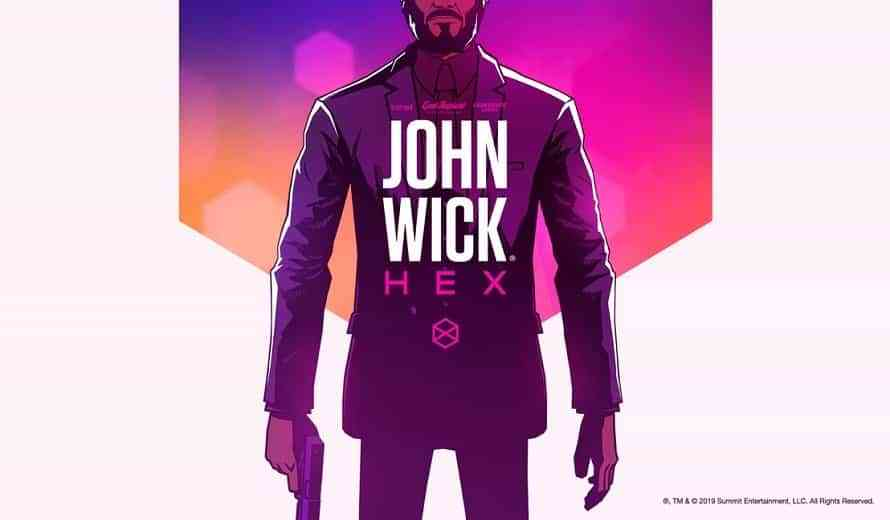 John Wick Strategy Game Coming from Thomas Was Alone Developer