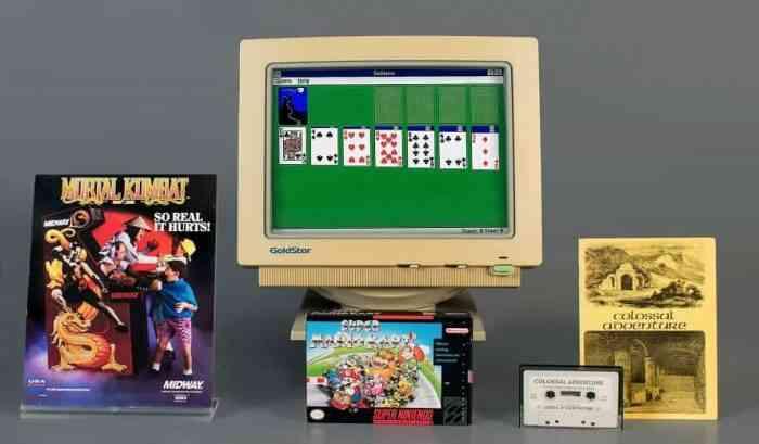 Video Game Hall of Fame Mortal Kombat Super Mario Kart