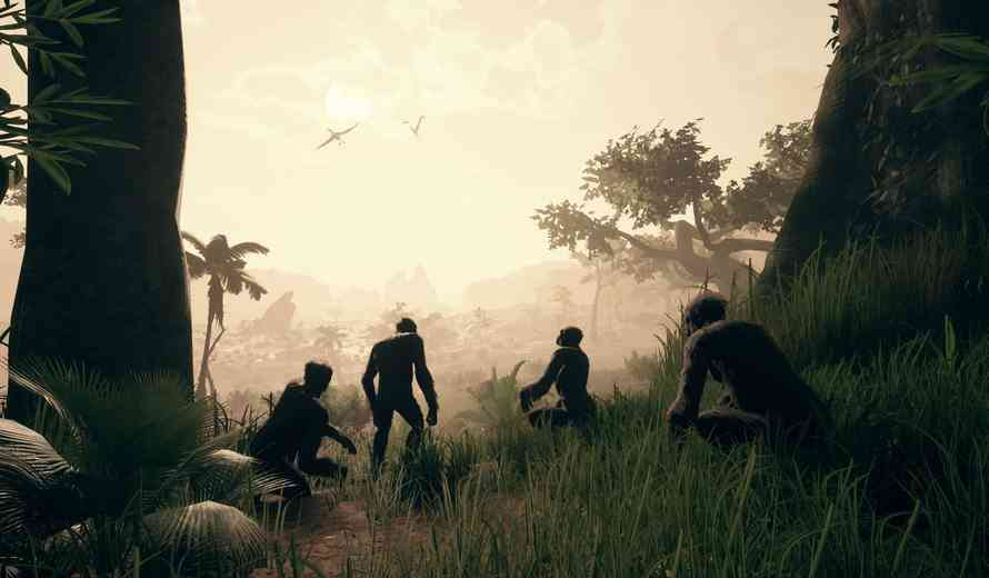 Ancestors: The Humankind Odyssey Launches on PC in August; Releasing on Consoles Later