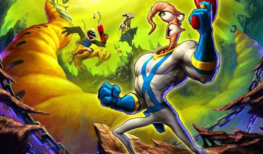 New Earthworm Jim Game in the Works From Original Developers