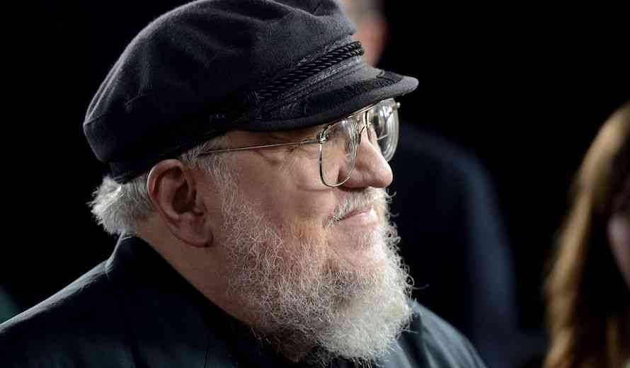 George R.R. Martin Reveals He Has Consulted on a Japanese Video Game