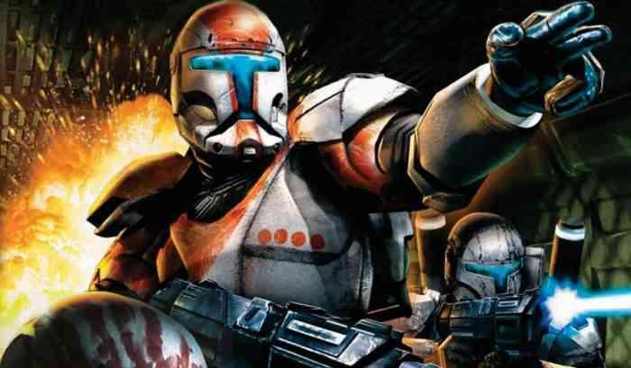 A Dozen Star Wars Games Now Available Through EA's Origin Access
