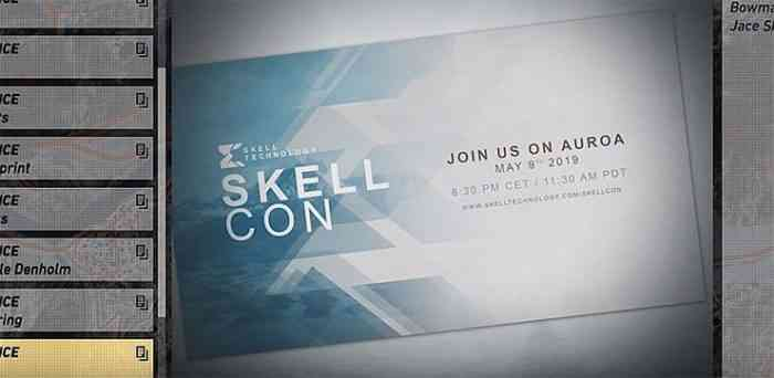skell con ghost recon