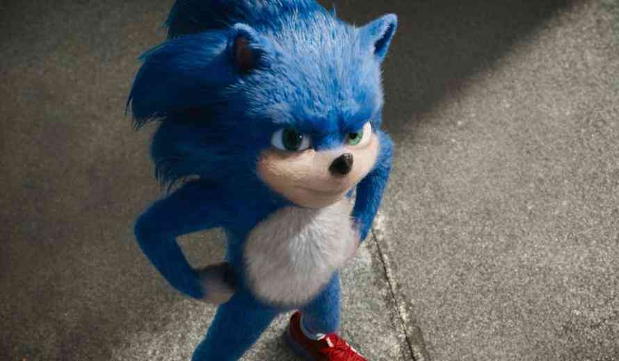Sonic The Hedgehog Cinemaxx