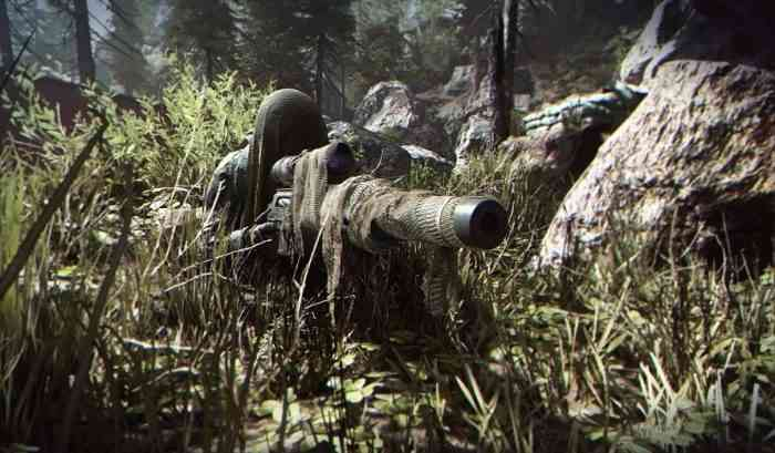 Modern Warfare Screenshots