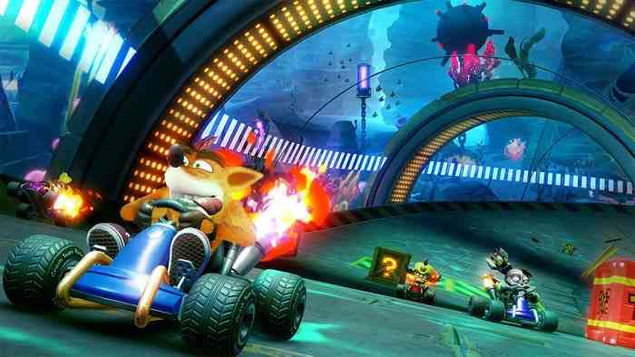 Crash Team Racing Nitro Fueled Nitro-Fueled