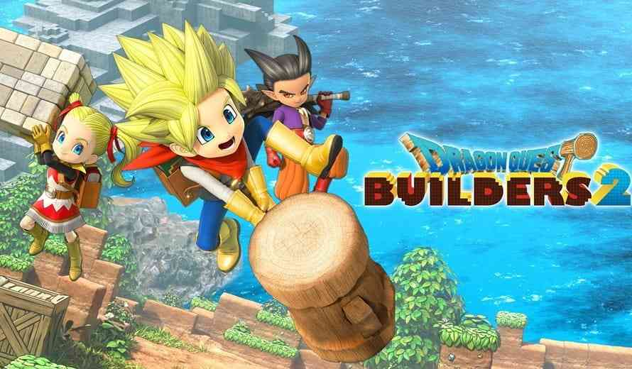 Dragon Quest Builders 2 Gets Jumbo Demo for Switch