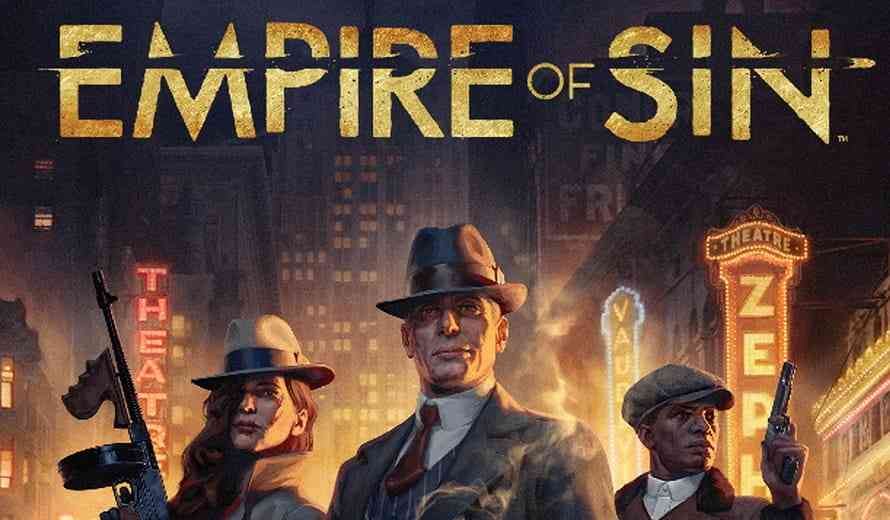 Empire of Sin is Totally Different From to Anything Else That Romero Games Has Previously Made - COGconnected