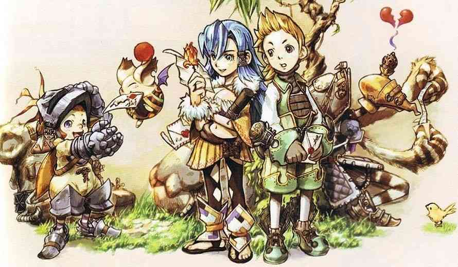 Final Fantasy Crystal Chronicles Remastered Edition Is Coming Down the Pipe Later This Year