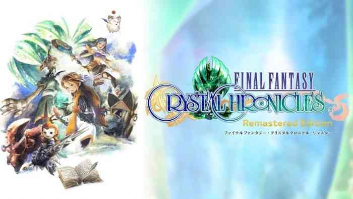 Final Fantasy Crystal Chronicles remastered top