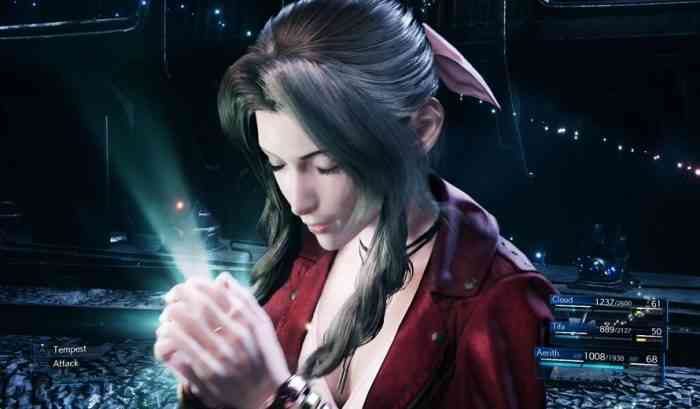 Final Fantasy VII Remake TGS Trailer