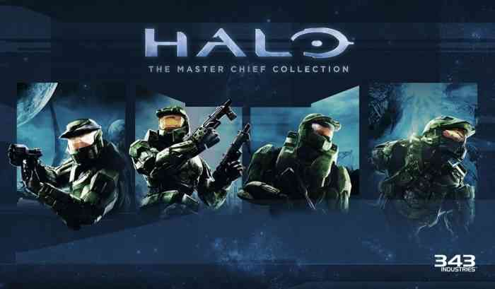 Master Chief Collection PC Test