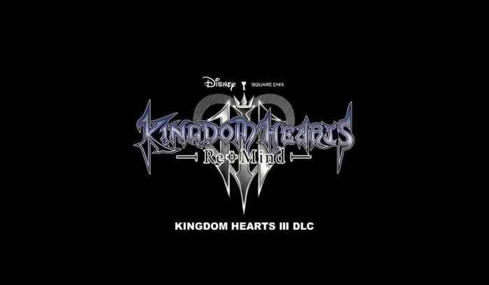 Kingdom Hearts 3 DLC
