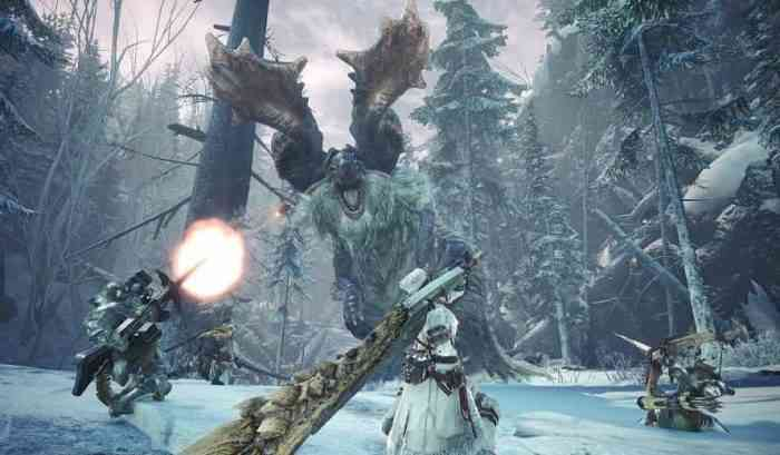 Monster Hunter Iceborne Moose