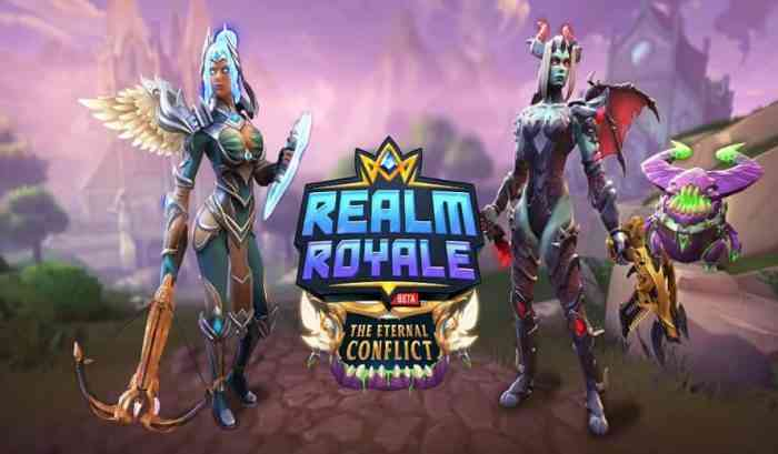 Realm Royale The Eternal Conflict-min