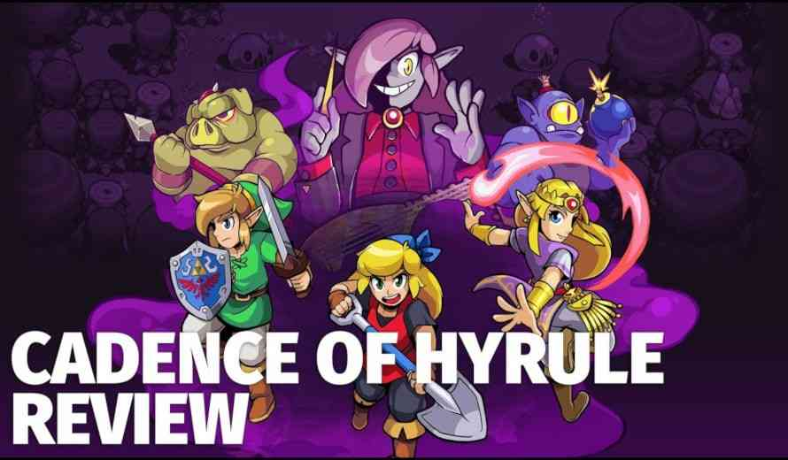 Cadence Of Hyrule Video Review You Can Dance If You Want To