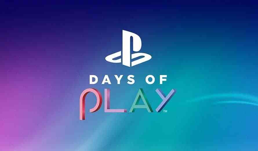 Hundreds of Playstation's Days of Play Deals Have Officially Arrived