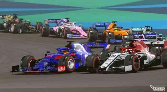 f1 2019 top