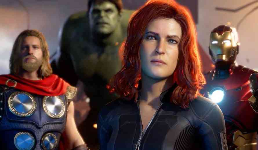 Marvel's Avengers Thor Appearance Changed By Crystal Dynamics   COGconnected