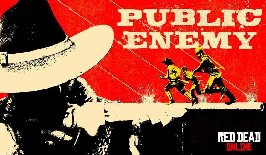 Fight the Power in Red Dead Online's New Showdown Mode, 'Public Enemy'