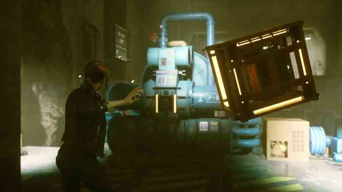 Remedy Control new screenshots