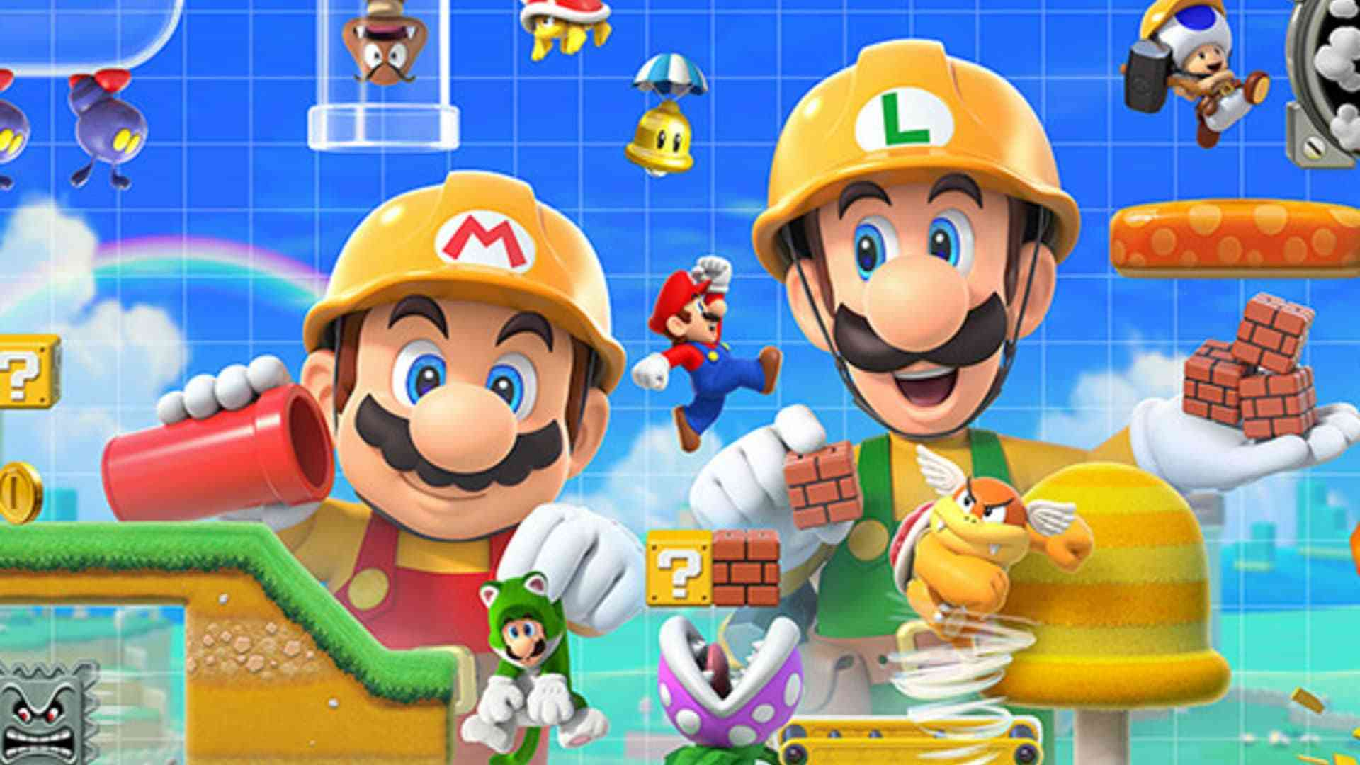 Super Mario Maker 2 File Size And Other Details Revealed