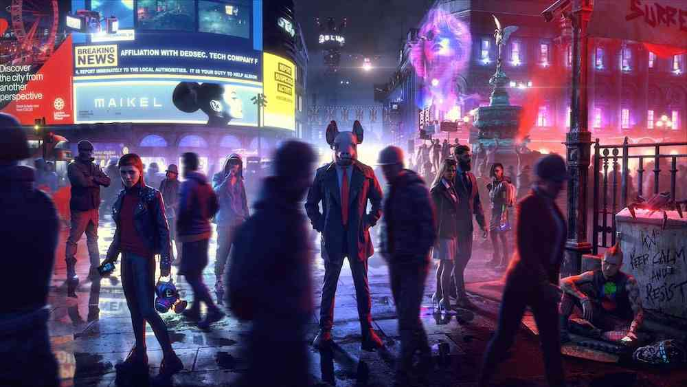 Watch Dogs Legion Is Taking Place In a World Where Scotland Has Left the UK - COGconnected