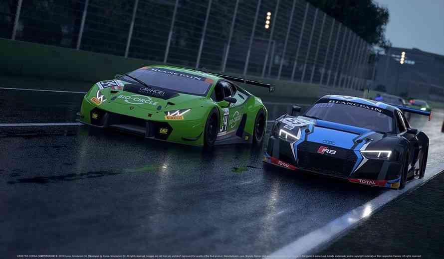 Assetto Corsa Competizione Review - A GT3 Console Champion   COGconnected