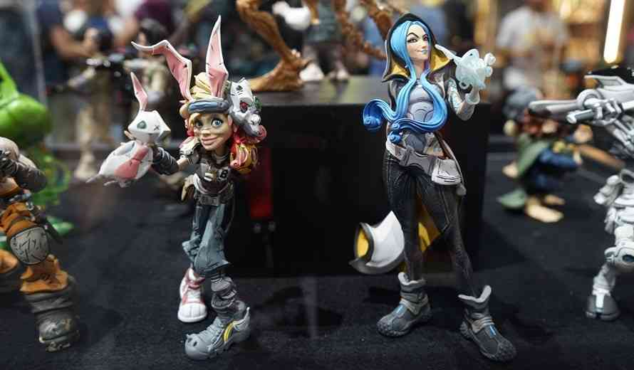 San Diego Comic Con Showcases Weta Workshop Collectibles