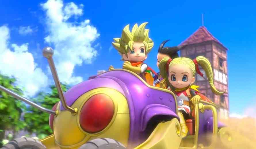 Dragon Quest Builders 2 Review - Bigger and Better   COGconnected