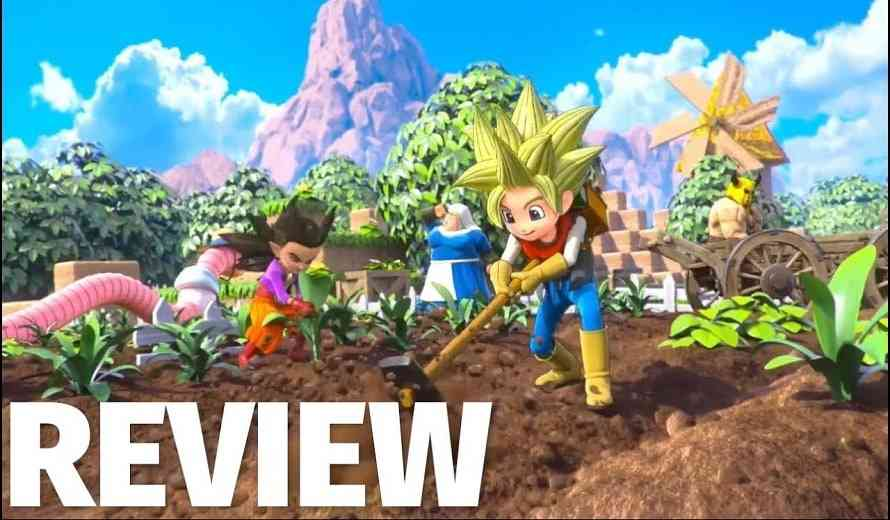 Dragon Quest Builders 2 Video Review - Ultimate Adventure of Unlimited Imagination