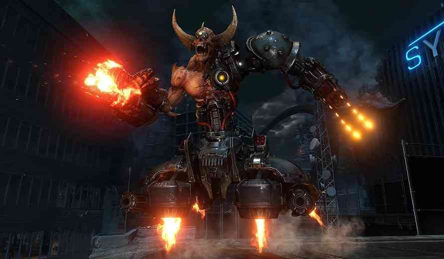 Doom Eternal Trailer Shows Off the New and Terrifying