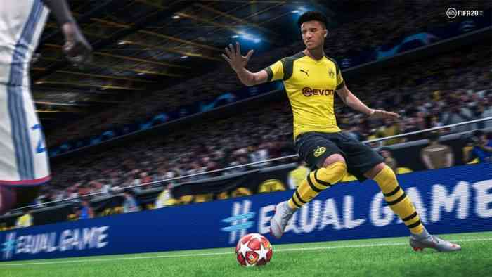FIFA 20 Getting 'No Room For Racism' Player Kits