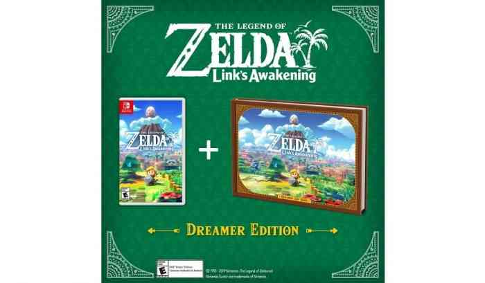 Attention Collectors! - Legend of Zelda: Link's Awakening: Dreamer Edition