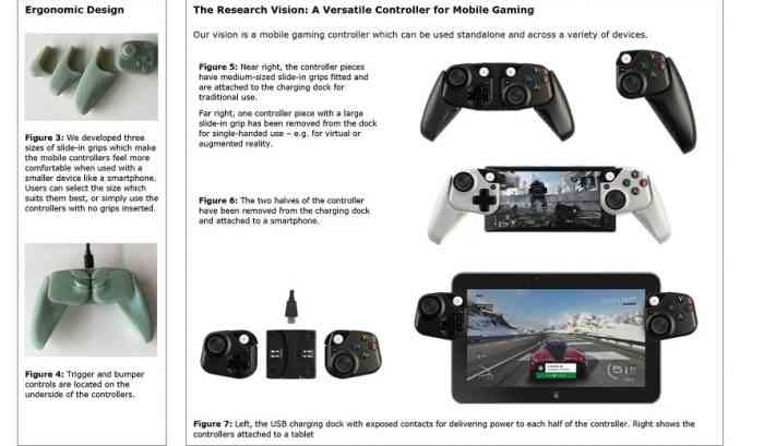 Microsoft Mobile Controller Is a Mix of Xbox and Nintendo Switch | COGconnected