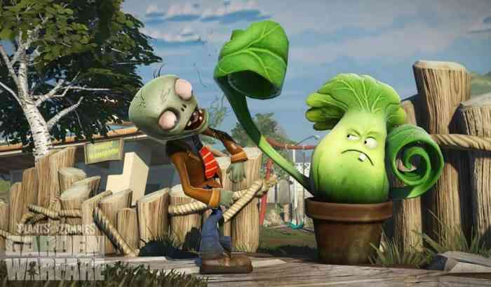 EA Announces Closed Alpha for (Possibly) Garden Warfare 3