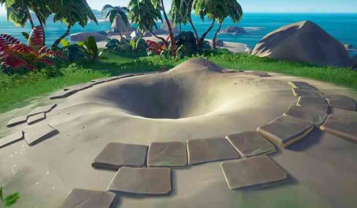 Sea of Thieves Black Powder Stashes