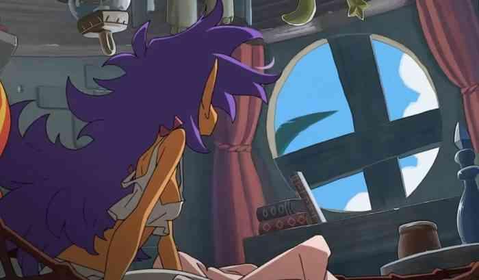Shantae 5 Anime Opening