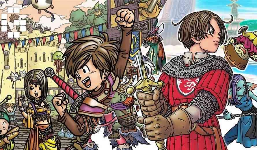 Dragon Quest Devs Interested in Dragon Quest IX Remake