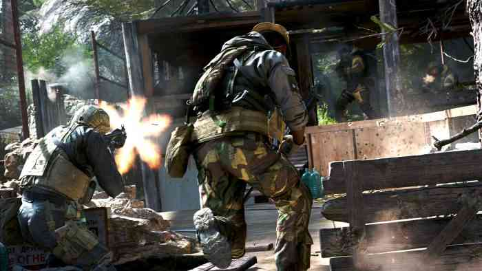Call of Duty: Modern Warfare Set to Have a Variety of Factions in Multiplayer