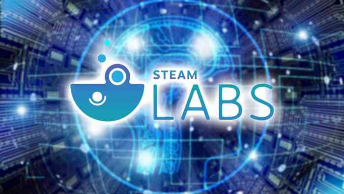 steam labs top