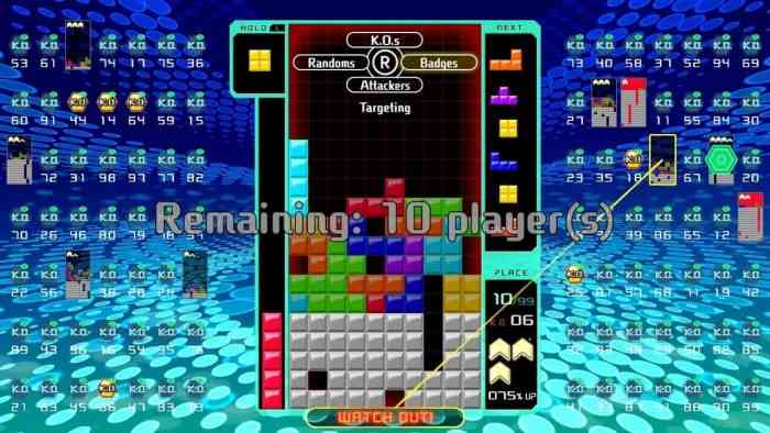 Next Tetris 99 DLC Will Enable Offline Multiplayer
